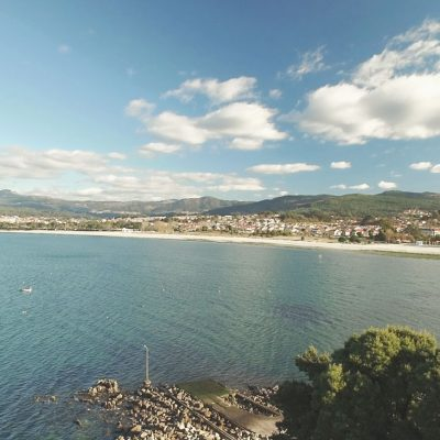 Playa de la Ladeira-Bayona