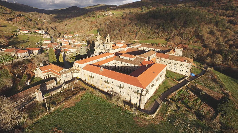Monasterio de Oseira Cea Ourense
