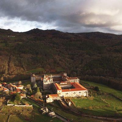 Monasterio de Oseira-Ourense