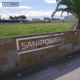Sanipower Povoa do Varzim Portugal