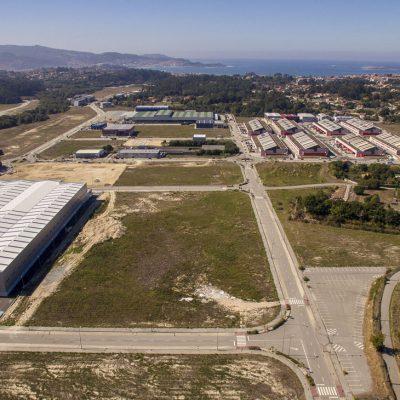 Consorcio Zona Franca de Vigo, Polígono Porto do Molle Nigran