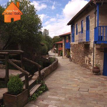 Aldea Rural Couso Galan Sarreaus Xinzo de Limia Ourense