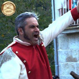 Ayuntamiento de Boboras A Batalla 2018 Pazos de Arenteiro Ourense