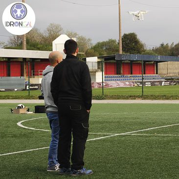 Curso de piloto de drones en Luintra Nogueira de Ramuin Ourense
