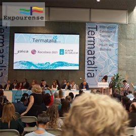 Termatalia 2019 Expourense Turismo Termas y Termalismo Ourense Galicia