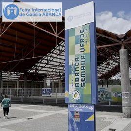 Feria Internacional Galicia A Banca Recinto ferial Silleda Semana verde Galicia Turexpo Pontevedra
