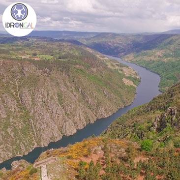 Imágenes de stock de vídeos aéreos y fotografías aéreas con drone y cámara de Galicia y norte Portugal - Ourense