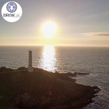 Imágenes de stock de vídeos aéreos y fotografía aérea con dron y cámara de Galicia y norte Portugal - Pontevedra